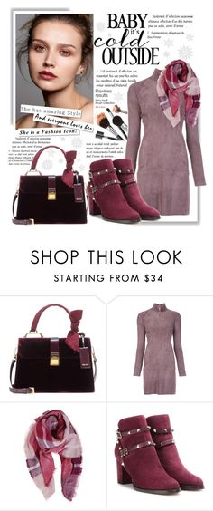 """""""Untitled #171"""" by natalijaxxx ❤ liked on Polyvore featuring Miu Miu, Jitrois, Humble Chic and Valentino"""