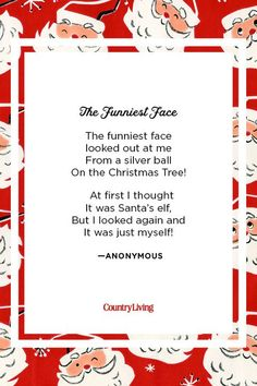 Funny Christmas Poems That'll Have the Whole Family Cracking Up