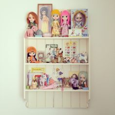 Love this. I want a Blythe!