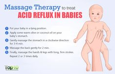 Acid Reflux in Babies: Home Remedies to Help Your Baby Get Relief massage therapy for babies, Baby Massage, Massage Tips, Good Massage, Massage Therapy, Massage Chair, Acid Reflux In Babies, Reflux Baby, Reflux Remedies For Babies, What Causes Acid Reflux