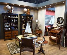 Famous Model Ships for Interior Decorating   Nautical Handcrafted Decor Blog