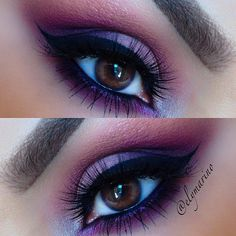 Absolutely gorgeous shades of purple !