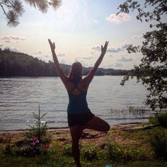 Moving with ease in the breeze #stralaeverywhere #stralayoga