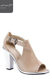 FOOT COVER BLOCK HEEL Wedge Heels, Block Heels, Peep Toe, Wedges, Lady, Cover, Shopping, Clothes, Shoes