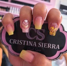 Fingernail Designs, Nail Art Designs, Sparkly Nails, Nail Art Galleries, Gorgeous Nails, Manicure And Pedicure, Summer Nails, You Nailed It, Acrylic Nails
