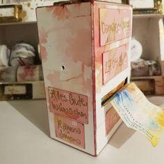 Erinnerung, Geschenk, Hochzeit, Geburtstag, Handmade, idee, Papeterie, Homemade, Mona vo hand Gmacht, Explosionsbox, Geld, Geldautomat, miniversion Mona, Cover, Paper, Paper Mill, Gift Wedding, Bookmarks, Cash Gifts, Birthday, Cards