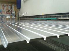 Aluminium eb&flow trays by WEVAB