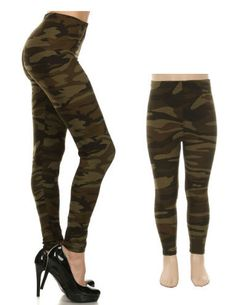 The Original Green Camo Of course girls can wear camo too! There's nothing wrong with it, you just might have a hard time finding them some days :p  Referral name: Ashley Ruley