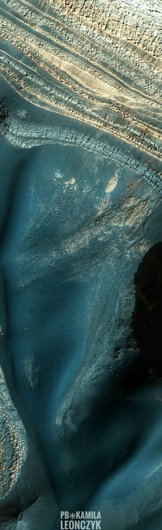 """Water is not only available on Mars, it's easily accessible, NASA finds. The discovery was made usingNASA's Mars Reconnaissance Orbiter (MRO), and involves """"eightsites where thick deposits of ice beneath Mars' surface are exposed in faces of eroding slopes,"""" according to a NASA news release.And not only are we seeing the ice in more detail, but we're also seeing just how available it would be to both robotic and manned missions"""