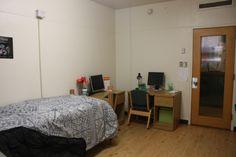 Crumley Hall - Double Room