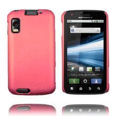 Hard Shell (Rosa) Motorola Atrix 4G Deksel
