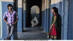 Ethiri en 3...  Romantic scene...