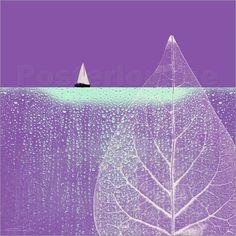 Ocean Wonderland I Poster von Pia Schneider atelier COLOUR-VISION #kunst #poster #kunstposter #ozean