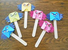 Cut and Fold Rabbit and Owl Craft Printables Rabbit Crafts, Owl Crafts, Classroom Activities, Classroom Decor, Wise Owl, Owls, Triangle, Printables, Fun