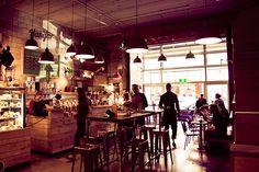 The Hangar Cafe : Wellington : New Zealand
