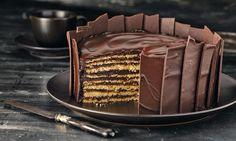 Ganache Schicht-Torte Rezept | Dr. Oetker