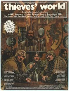 Chaosium RPG based on the Robert Asprin Thieve's World series of books. Boxed set released by Chaosium in 1981.