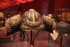 「サムライ・アーマー展」- #LACMA で戦国時代の先祖に逢う - #サムライ の鎧冑馬具ほか豪華絢爛!鳥肌必至!婆娑羅の時代を生きた男達のお洒落ここに極まれり http://japa.la/?p=44972 #ロサンゼルス