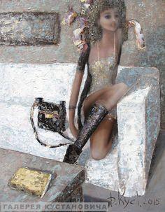 Дмитрий Кустанович(Dmitry Kustanovich)... | Kai Fine Art