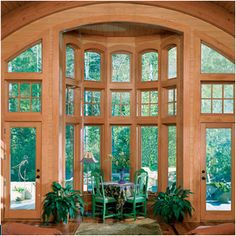 beautiful as single windows or included in stunning multi window assemblies marvin round top windows add value elegance and individuality to any home - Windows Designs For Home