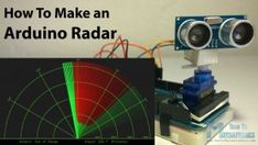 This is a demo video of the Arduino Radar Project. The Radar uses an ultrasonic sensor for detecting the objects, a small hobbyist servo motor for. Arduino Wireless, Arduino Programming, Arduino Sensors, Arduino Circuit, Arduino Cnc, Electronic Circuit, Electronic Parts, Linux, Information Technology
