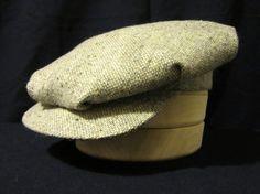 The Resolute Five Pleat Cap Cordova Handmade Caps by CordovaCaps