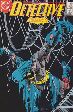 Detective Comics #596 January, 1989 Batman stops three guys from beating a college student and recovers a camcorder that was filming the event.