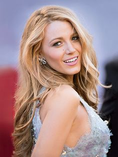 blake lively blowout