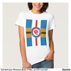 The Red Lion Women's Basic T-Shirt