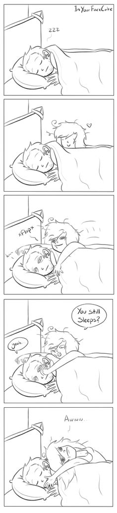I Illustrate The Hilarious Side Of My Everyday Life With A Boyfriend