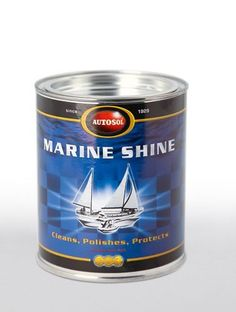 Autosol 1191 Marine Shine Can 750ml Case of 6 Can (2.2 lb).. Manufactured to the Highest Quality Available.. Design is stylish and innovative. Satisfaction Ensured.. Great Gift Idea..  #Autosol #Home