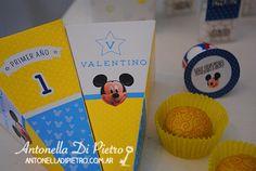 Souvenirs, cajas de golosinas, box, candy, Mickey mouse party, Mickey, Fiesta de cumpleaños http://antonelladipietro.com.ar/blog/2013/05/fiesta-playhouse-mickey/