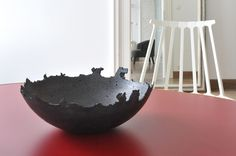DECORATIVE BOWLS (made of concrete) on Behance