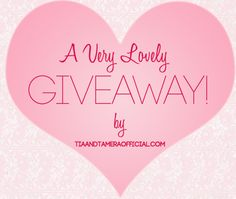 I wanna win!! ;)- A lovely #Valentines giveaway by TiaandTameraOfficial.com! #tiaandtameraofficial