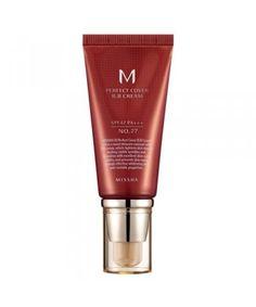 M Perfect Cover BB Cream nº 27 SPF 42 PA +++ 50ml#missha #coreancosmetics #skinthinks http:///www.skinthinks.com