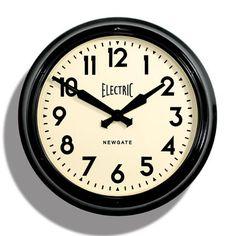 """Newgate Clock """"Giant 'Electric' Clock"""