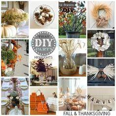 Thanksgiving DIY by schvucho