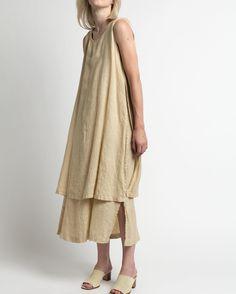Linen dream - coming to @shopvauxshop today..
