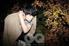 Seo In Kook - GQ Magazine November Issue '12