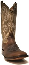 Rios of Mercedes cowboy boots from South Texas Tack.