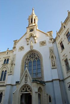 Church of Sopron, , Hungary Sacred Architecture, Religious Architecture, Budapest Hungary, Bulgaria, Homeland, Romania, Barcelona Cathedral, The Good Place, Madonna