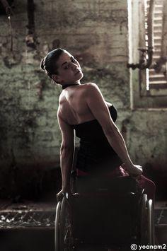 Brick Skin (Piel de ladrillo) - Alta Realitat / video danza cadira de rodes silla de ruedas / #cortometraje #crowdfunding #verkami
