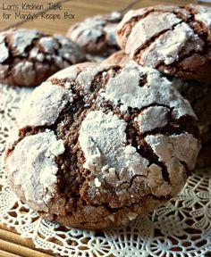 Brownie Cookies | Mandy's Recipe Box