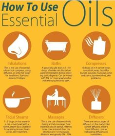 How to use oil~ http://www.mydoterra.com/allisonpadua
