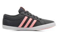 Adidas Adria PS 3S W Damen Lifestyleschuh  - M19526 Gr.40 2/3  grey-light red