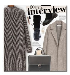 """""""60-Second Style: Job Interview"""" by beebeely-look ❤ liked on Polyvore featuring BP., OtterBox, jobinterview, winterfashion, 60secondstyle, twinkledeals and Dressunder50"""