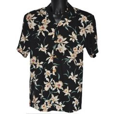 chemise hawaienne ...STAR ORCHID
