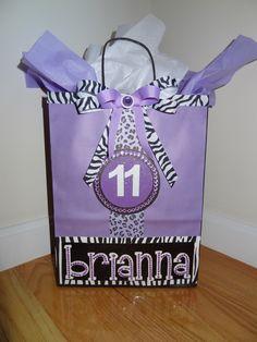 Brianna Birthday Gift Bag