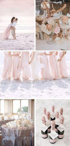 Beach Wedding Decoration ideas!