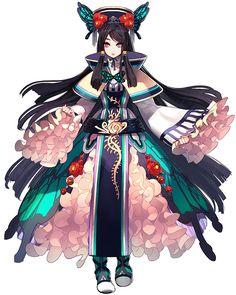 Character | Thunderbolt Fantasy -  Dān Fēi (Tan Hi)